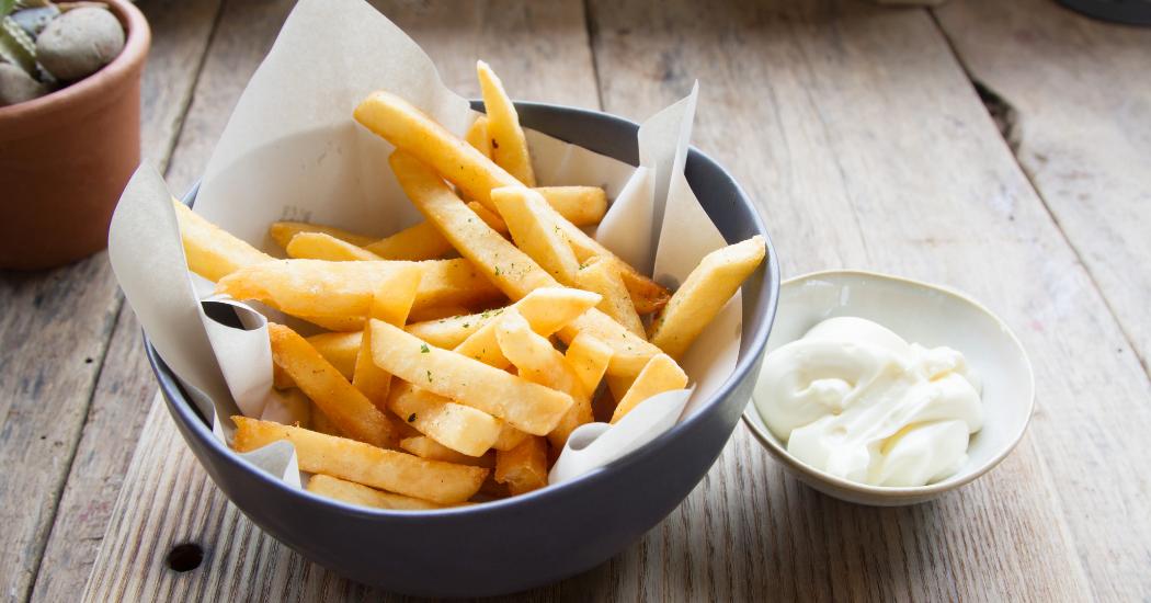Journée internationale de la frite belge : la recette des frites-mayo maison de chez Bintje