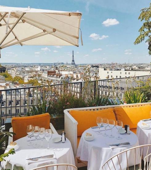 Paris : 8 rooftops à connaître absolument