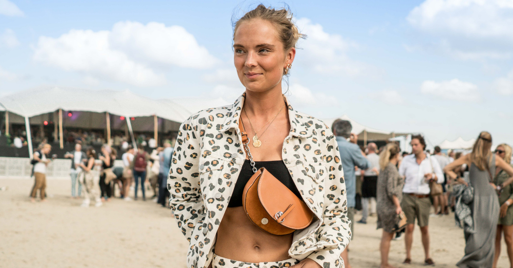En images : les plus beaux looks safari du festival WECANDANCE 2019