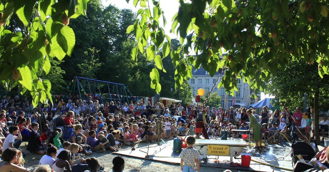 Le Festival Théâtres Nomades revient du 22 au 25 août à Bruxelles