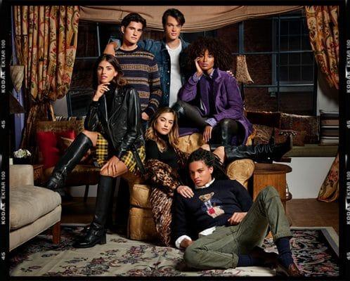 25 ans de Friends : Ralph Lauren lance une collection hommage à Rachel Green