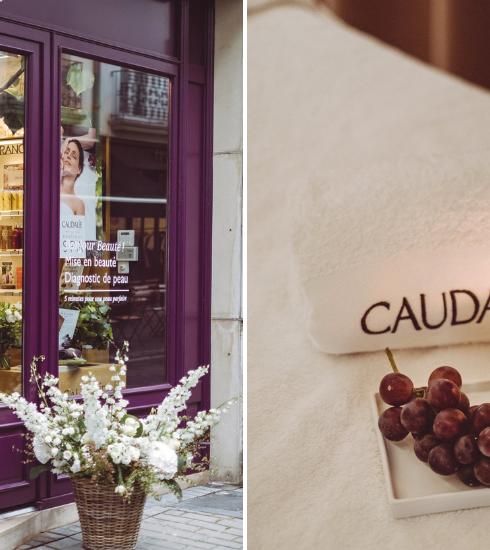 Bruxelles : Caudalie ouvre sa nouvelle Boutique Spa, et on va y passer l'automne