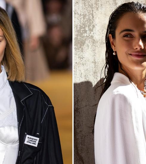 Beauté : 10 tendances cheveux repérées sur les défilés de la London Fashion Week