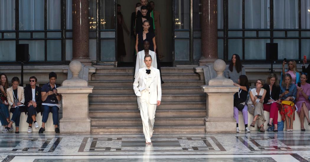 London Fashion Week : retour sur le défilé Victoria Beckham printemps-été 2020