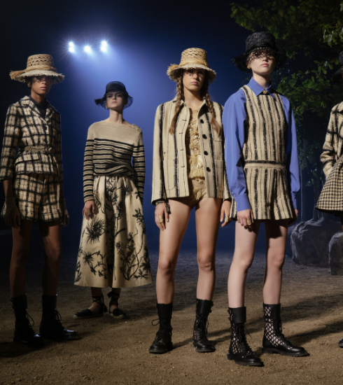 Défilé Dior printemps-été 2020 : retour en images sur la collection, les célébrités et la scénographie !