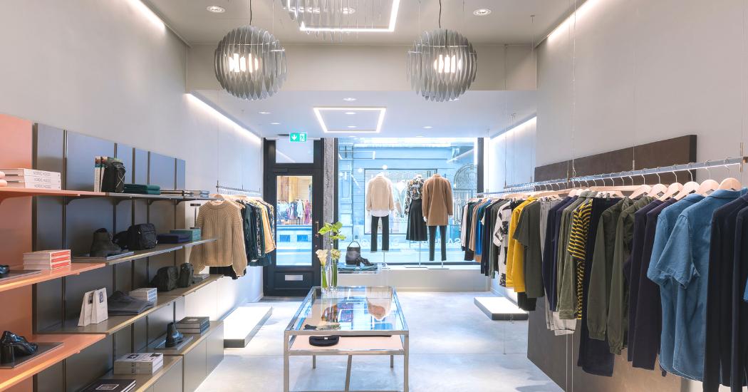 La marque danoise Samsøe Samsøe débarque enfin à Bruxelles