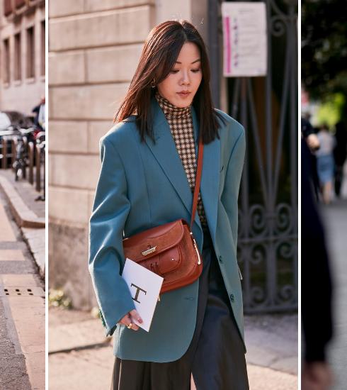 Street style : nos trois tendances préférées repérées à la Fashion Week de Milan