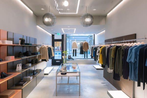 La marque danoise Samsøe Samsøe débarque enfin à Bruxelles 150*150