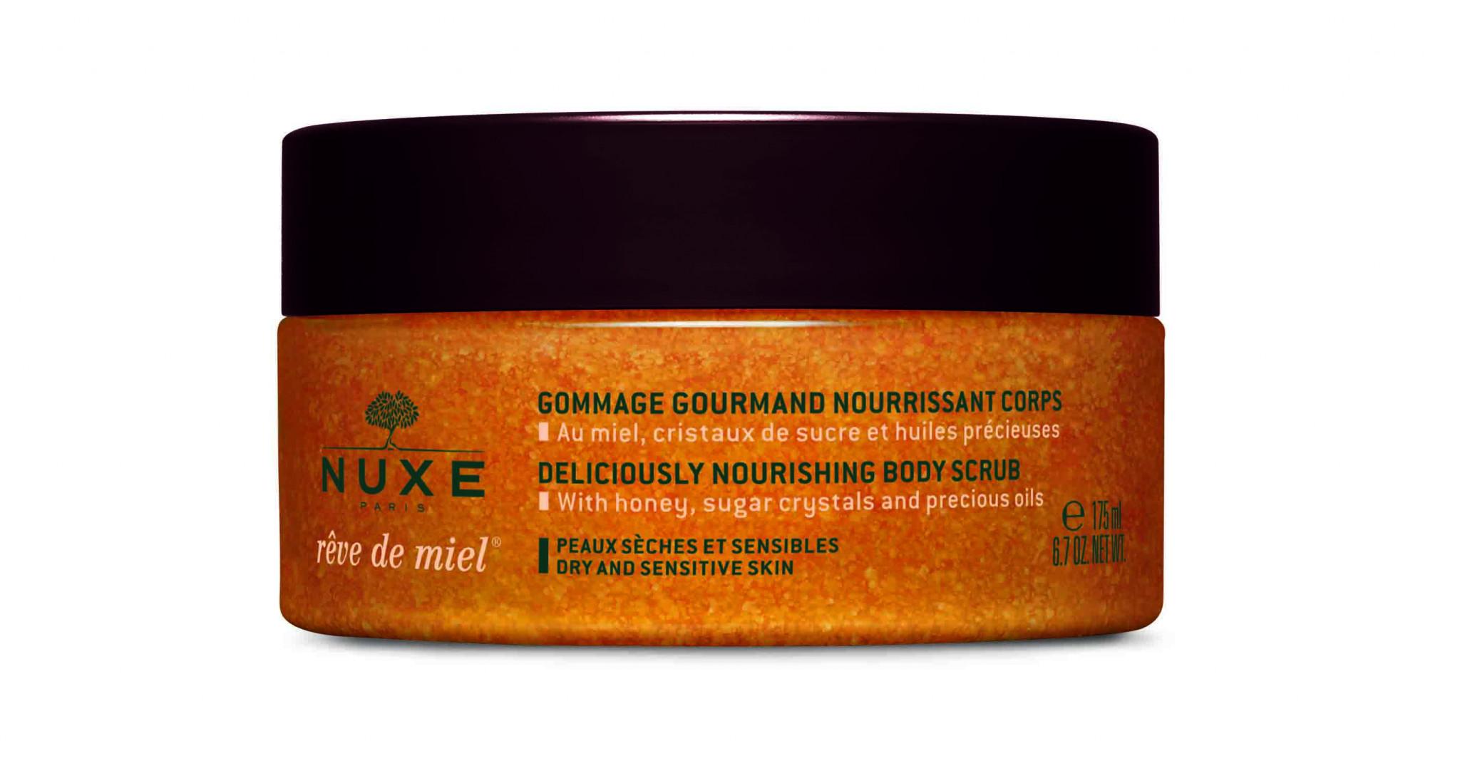 Crush of the day: la gamme Rêve de miel de Nuxe - 5