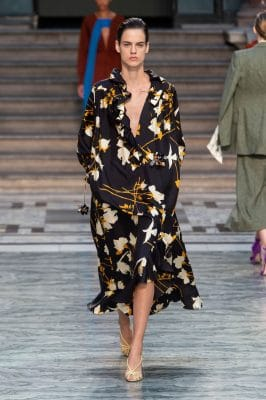 London Fashion Week : retour sur la collection Victoria Beckham automne-hiver 2019-2020