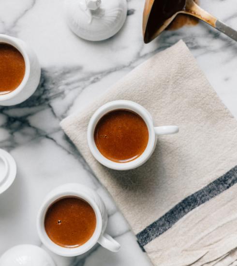 Recettes : 4 boissons chaudes pour un automne tout doux