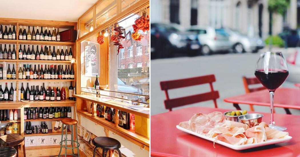 Brussels' Kitchen : les bars à vins bruxellois préférés de Chloé Roose