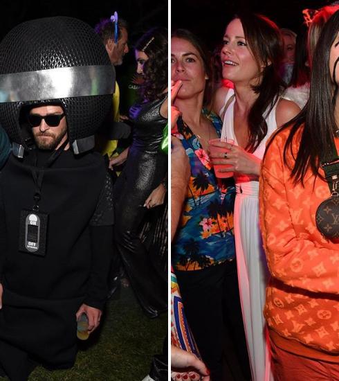 Le meilleur (et le pire) des costumes d'Halloween de célébrités repérés sur Instagram
