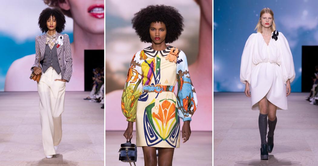 Paris Fashion Week : retour sur la collection, la scénographie et les célébrités du défilé Louis Vuitton printemps-été 2020
