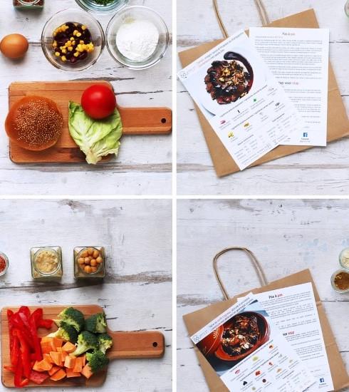 Testé pour vous : la box repas à cuisiner Gourmart