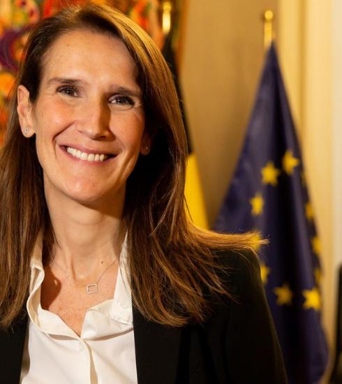 Sophie Wilmès, première femme à occuper le poste de Premier ministre