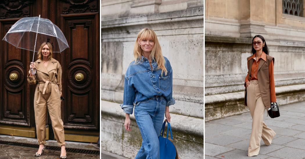 Street style : les plus beaux looks repérés à la Fashion Week de Paris