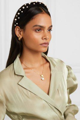 Inspiration & shopping : le padded headband, la plus grosse tendance cheveux de cet automne-hiver 150*150