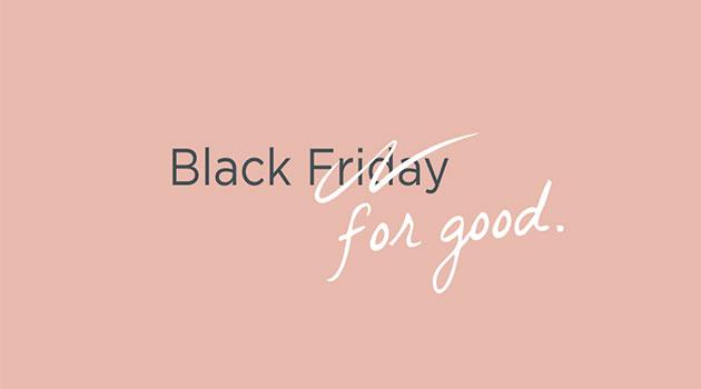 5 initiatives pour rendre le Black Friday plus green - 3