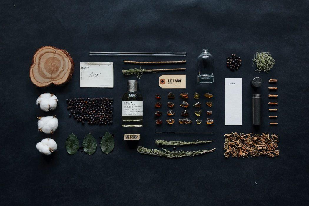 ingrédients Baie 19, le nouveau parfum Le Labo qui sent bon la pluie