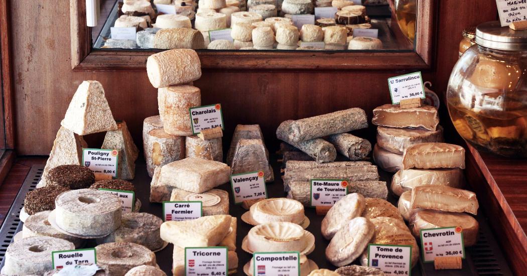 Hotspots: où acheter les meilleurs fromages de Bruxelles?