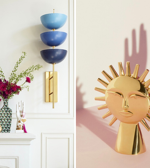 Crush of the day : la collection design pétillante de H&M home et Jonathan Adler