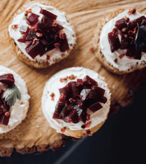 Noël : 6 recettes d'amuse-bouches pour les fans de fromage