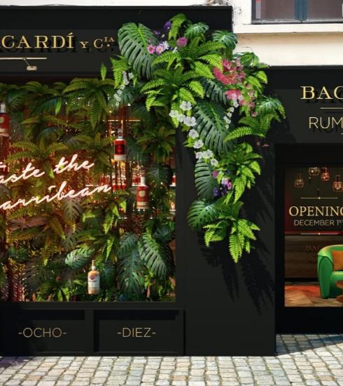 Anvers : en décembre, on trouve des cadeaux et on prend l'apéro à la Rum Room Bacardí