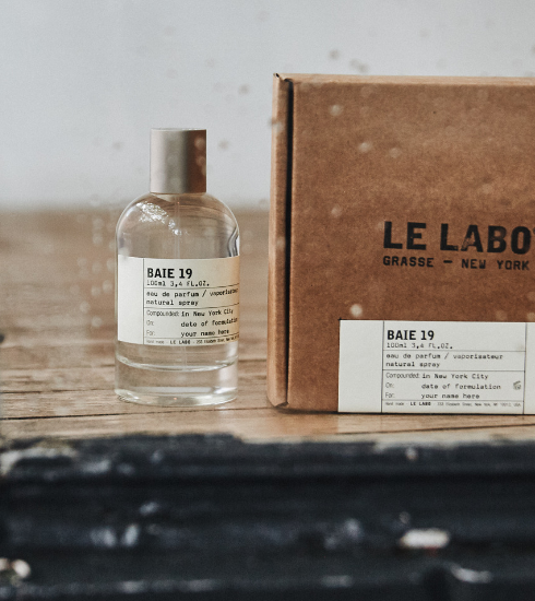Crush of the day : Baie 19, le nouveau parfum Le Labo qui sent bon la pluie