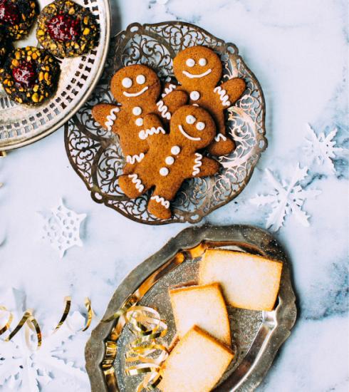3 recettes de biscuits de Noël à tester cet hiver