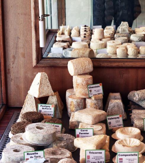 Hotspots : où acheter les meilleurs fromages de Bruxelles ?