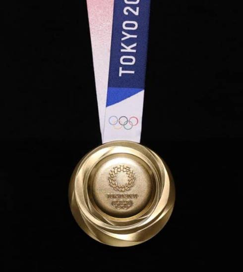 Jeux Olympiques 2020 : à Tokyo, les médailles seront… recyclées!