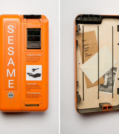 Sesame, une deuxième vie (design) pour les oblitérateurs de la STIB