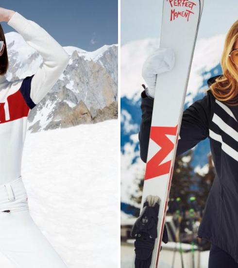 Sports d'hiver : notre sélection de tenues de ski rétro pour briller sur les pistes
