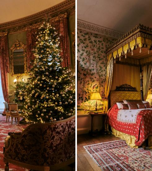 Passez un réveillon de Nouvel An royal au Château de Belvoir, lieu de tournage de la série The Crown