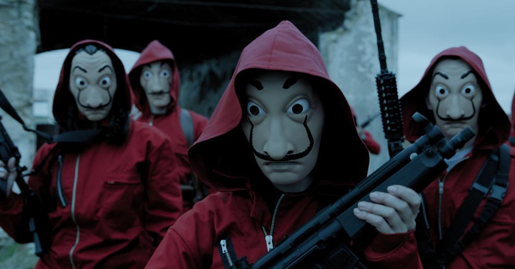 Netflix dévoile le teaser de la quatrième saison de La Casa de Papel