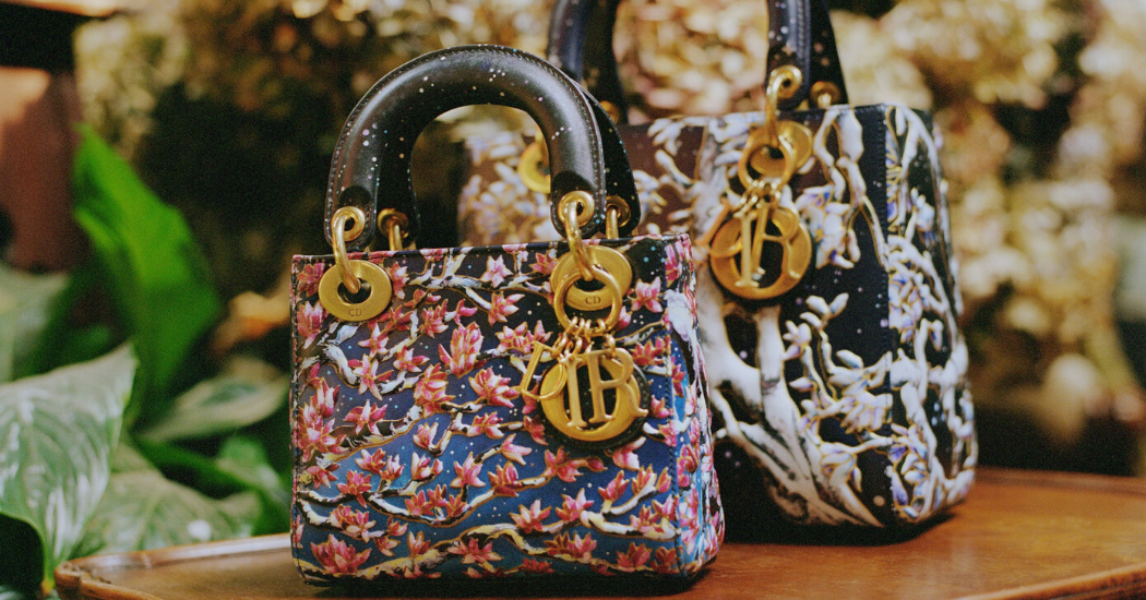 Dior Lady Art #4 : 11 artistes revisitent le sac Lady Dior