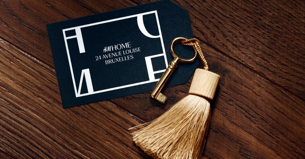 H&M Home ouvre son premier concept store belge à Bruxelles