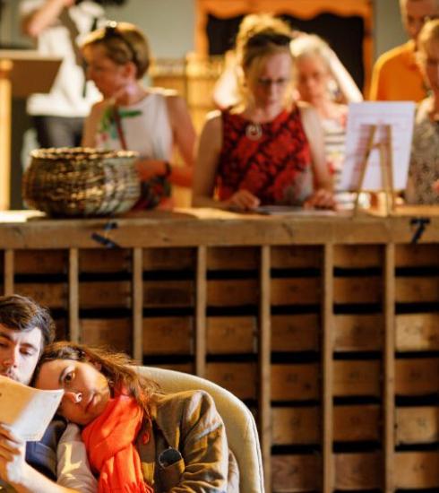 Namur : le parc d'attractions slow «Proust Alors!» revient pour une deuxième édition