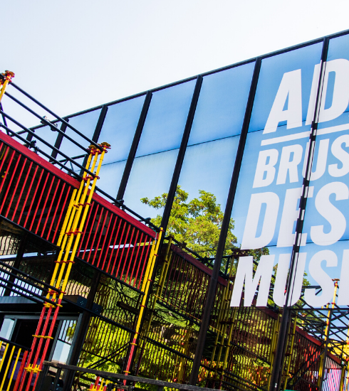 Agenda : le 15 décembre, on brunche au ADAM Brussels Design Museum