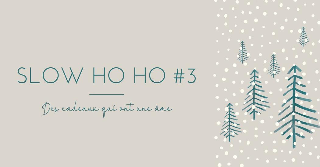 Slow Ho Ho, le marché de Noël slow le plus cool de Bruxelles