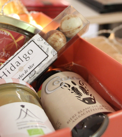 Bruxelles : les cadeaux de la Boutique de Wallonie à déposer sous le sapin