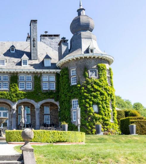 8 hôtels tout confort pour une escapade romantique en Wallonie