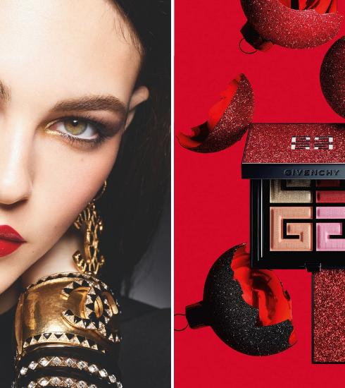 Les plus jolies collections de maquillage pour le Nouvel An