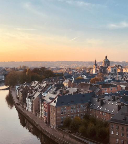Staycation : que faire et que voir lors d'un citytrip à Namur ?