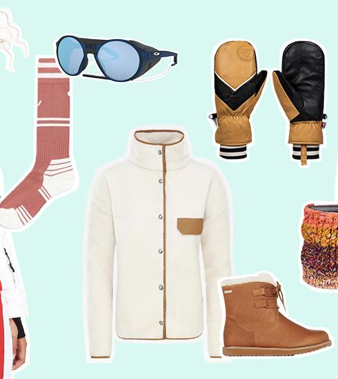 Sports d'hiver : nos tenues de ski préférées pour vaincre le froid avec style