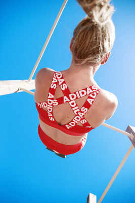 marieclaire adidas nouvelle collection