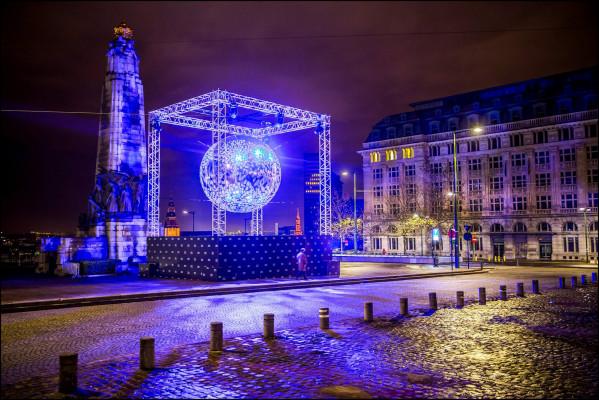 Bright Brussels 2020 : un parcours incontournable 150*150