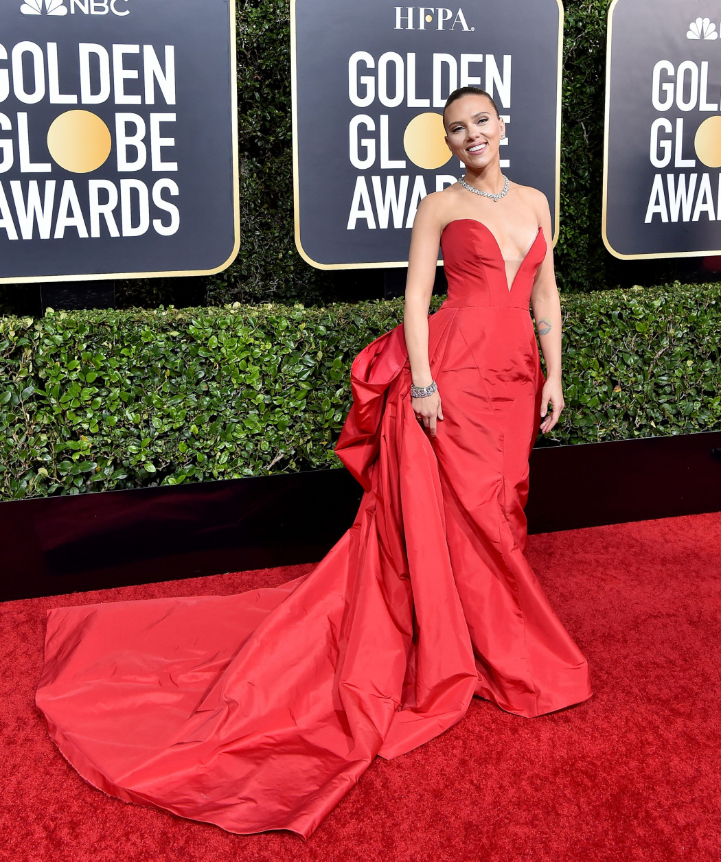Golden Globes 2020 : les plus beaux looks du tapis rouge - 12