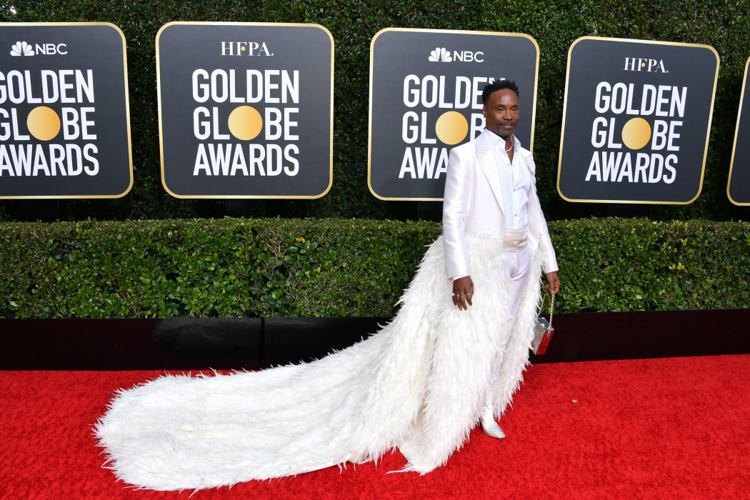 Golden Globes 2020 : les plus beaux looks du tapis rouge - 1